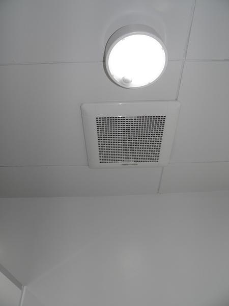 照明・換気扇