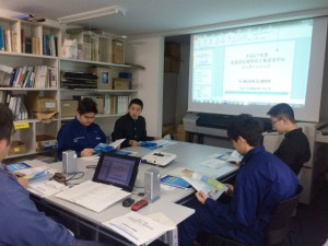 20160315 琴似工業 インターンシップ (会社1)