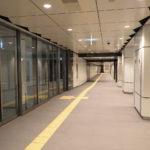 西2丁目地下歩道換気設備新設工事
